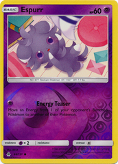 Espurr - 44/131 - Common - Reverse Holo