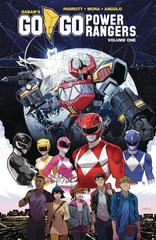 Go Go Power Rangers Trade Paperback Vol 01
