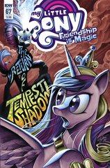 My Little Pony Friendship Is Magic #67 Cvr A Price