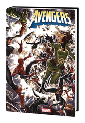 Avengers: No Surrender Hardcover