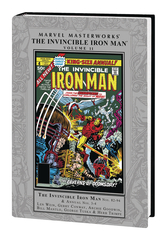 Mmw Invincible Iron Man Hc Vol 11