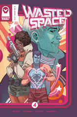 Wasted Space #4 (Mature Readers) (Cover A - Sauvage)