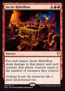 Incite Rebellion