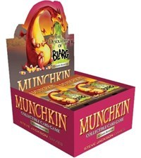 Munchkin Collectible Card Game: The Desolation of Blarg Booster Box