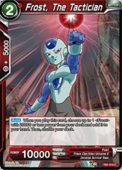 Frost, The Tactician - TB1-019 - C