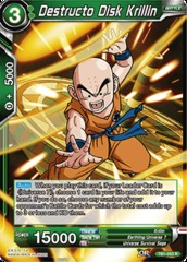 Destructo Disk Krillin - TB1-053 - R on Channel Fireball
