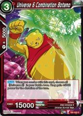 Universe 6 Combination Botamo (Foil) - TB01-020 - C