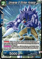 Universe 9 Striker Hyssop (Foil) - TB1-043 - C
