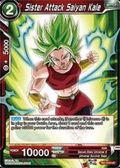 Sister Attack Saiyan Kale (Foil) - TB1-016 - UC
