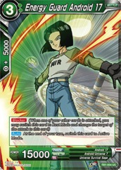 Energy Guard Android 17 (Foil) - TB01-054 - UC