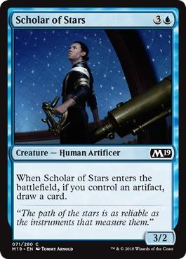 Scholar of Stars - Foil