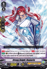 Strong Knight, Rounoria - V-TD01/009EN on Channel Fireball