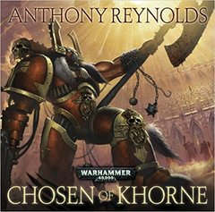 Chosen of Khorne Audio CD
