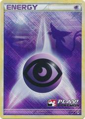 Psychic Energy - 92/95 -  Crosshatch Holo Play! Pokemon Promo