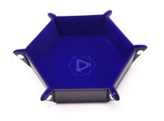 Die Hard Folding Hex Tray w/ Various Colours