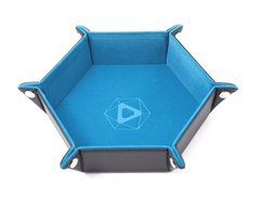Die Hard Folding Hex Tray w/ Red Velvet