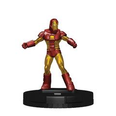 Iron Man - 001 - Common