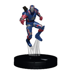 Iron Patriot - 034 - Rare