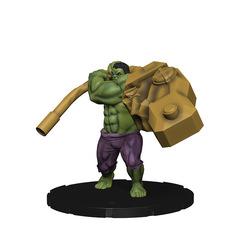 Hulk - G004 - Uncommon