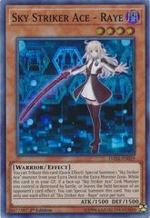 Sky Striker Ace - Raye - DASA-EN029 - Super Rare - 1st Edition