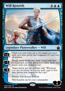 Will Kenrith - Foil