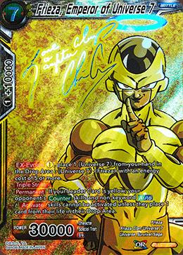 Frieza, Emperor of Universe 7 (SPR) - TB1-077 - SPR