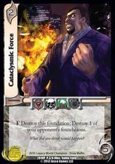 Cataclysmic Force