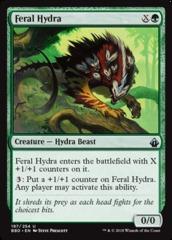 Feral Hydra - Foil