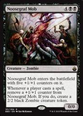 Noosegraf Mob - Foil