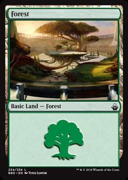 Forest (254) - Foil