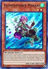 Elementsaber Makani - FLOD-EN020 - Ultra Rare - Unlimited Edition