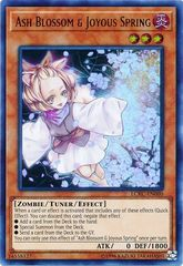 Ash Blossom & Joyous Spring - LCKC-EN080 - Ultra Rare - Unlimited Edition on Channel Fireball