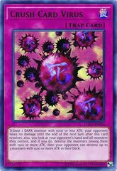 Crush Card Virus - LCKC-EN046 - Ultra Rare - Unlimited Edition