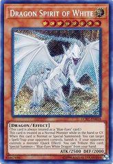 Dragon Spirit of White - LCKC-EN018 - Secret Rare - Unlimited Edition