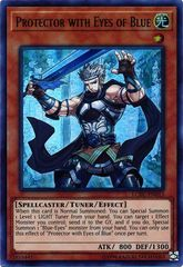 Protector with Eyes of Blue - LCKC-EN013 - Ultra Rare - Unlimited Edition