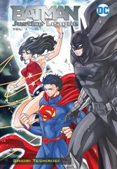 Batman & The Justice League Manga Tp Vol 01 (JUN180436)