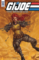 G.I. Joe: A Real American Hero #255 (Cover A - Tolibao)
