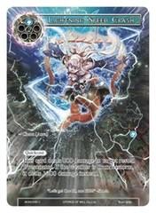 Lightning Speed Crash (Full Art) - WOM-046 - C