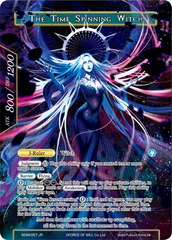 WOM-057 - R - The Time Spinning Witch // Unbound Princess of Time, Kaguya