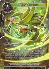 Leaf Assassin (Full Art) - WOM-071 - C