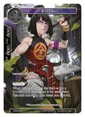 Kintaro (Full Art) - WOM-095 - R