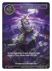Moonlit Canopy (Full Art) - WOM-099 - R