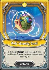 Anti-Gravity Snail (Unclaimed)
