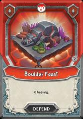 Boulder Feast (Unclaimed)