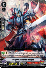 Dragon Armored Knight - V-TD02/004EN - Foil - RRR on Channel Fireball