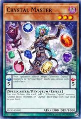 Crystal Master - FLOD-EN092 - Common - Unlimited Edition