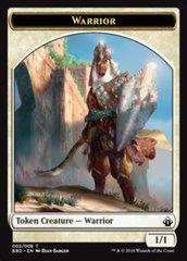 Warrior Token (2)