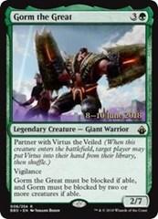Gorm the Great - Foil