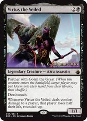Virtus the Veiled - Foil - Release Promo