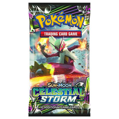 Celestial Storm Pokemon Booster Pack